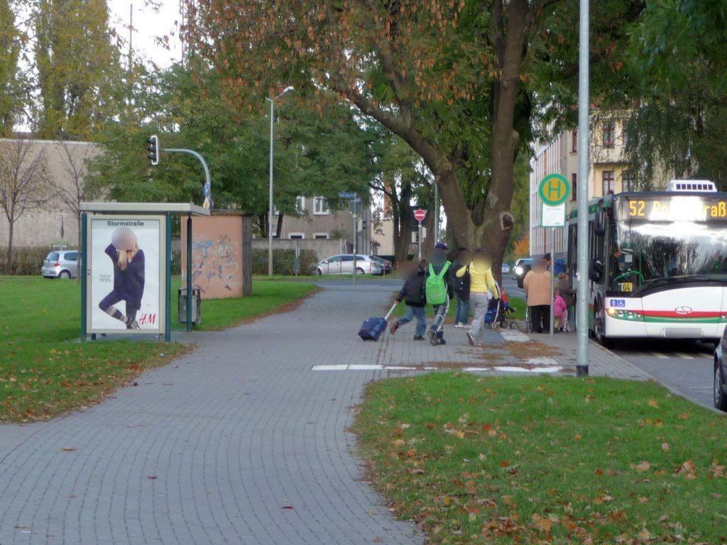 Stormstr. 15/Salzmannschule  We.li.