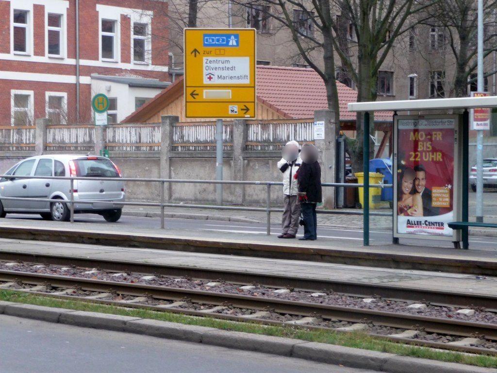 Westring 3 /Große Diesdorfer Str. li. VS