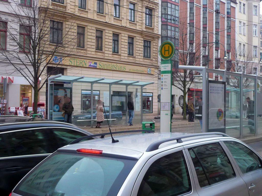 Breiter Weg 250/Hasselbachplatz li. VS