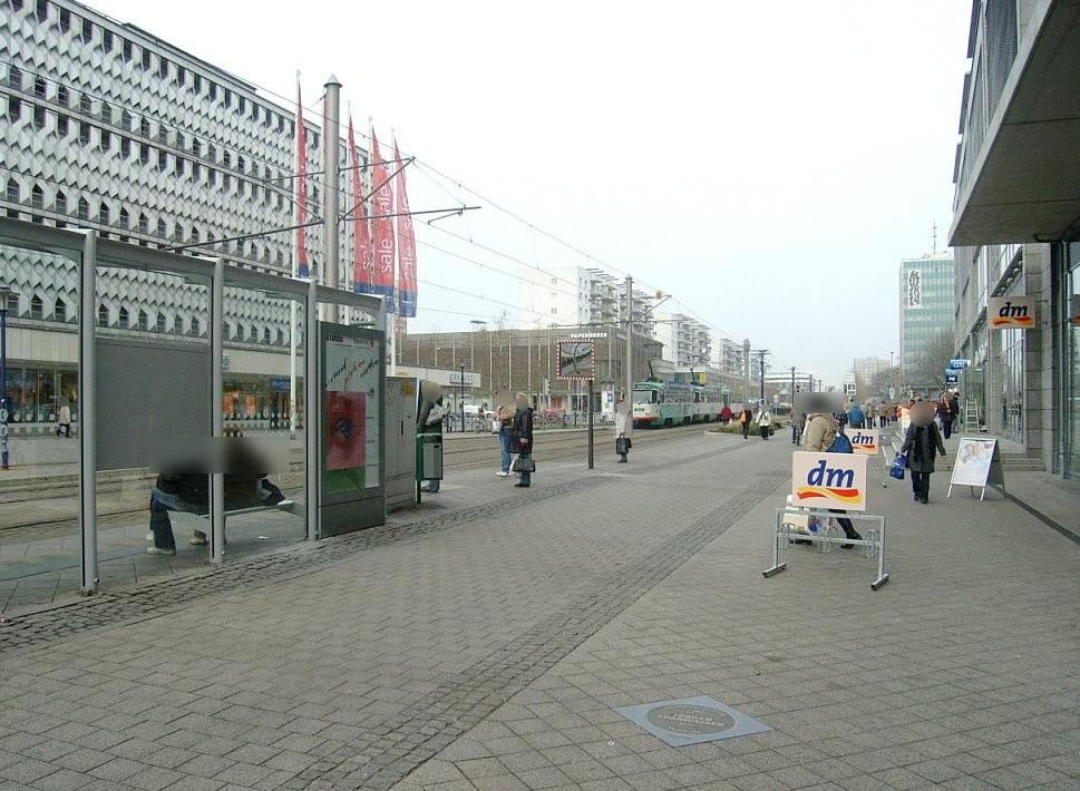 Breiter Weg/Alter Markt Ri. Uni-Platz li. RS