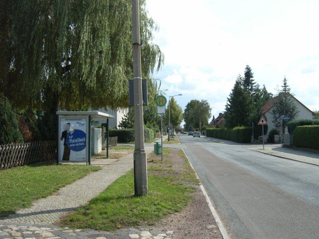 Ostrowskistr.  26/Baumschulenweg We.li.