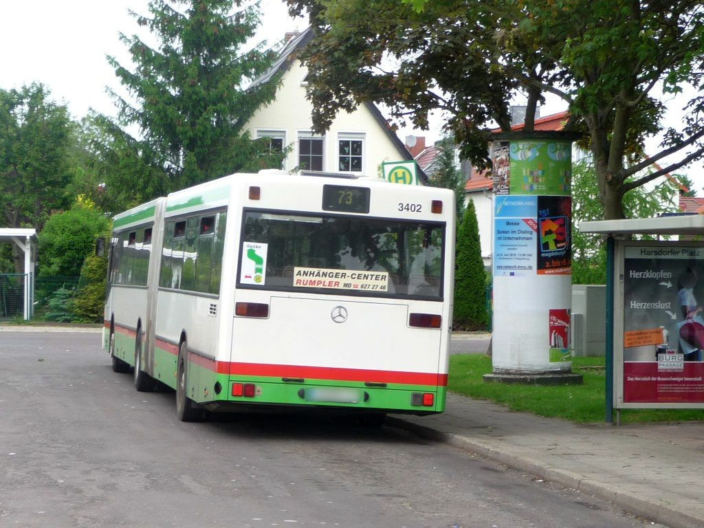 Harsdorfer Platz/Busendstelle