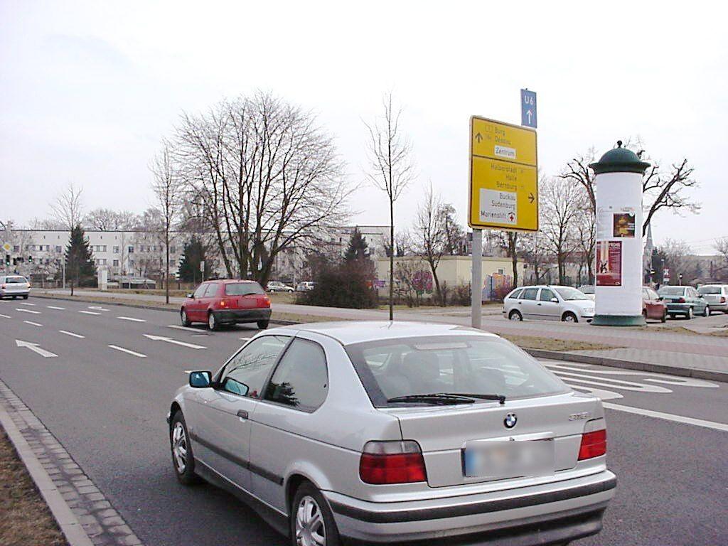 Olvenstedter Chaussee/HS Albert-Vater-Str.