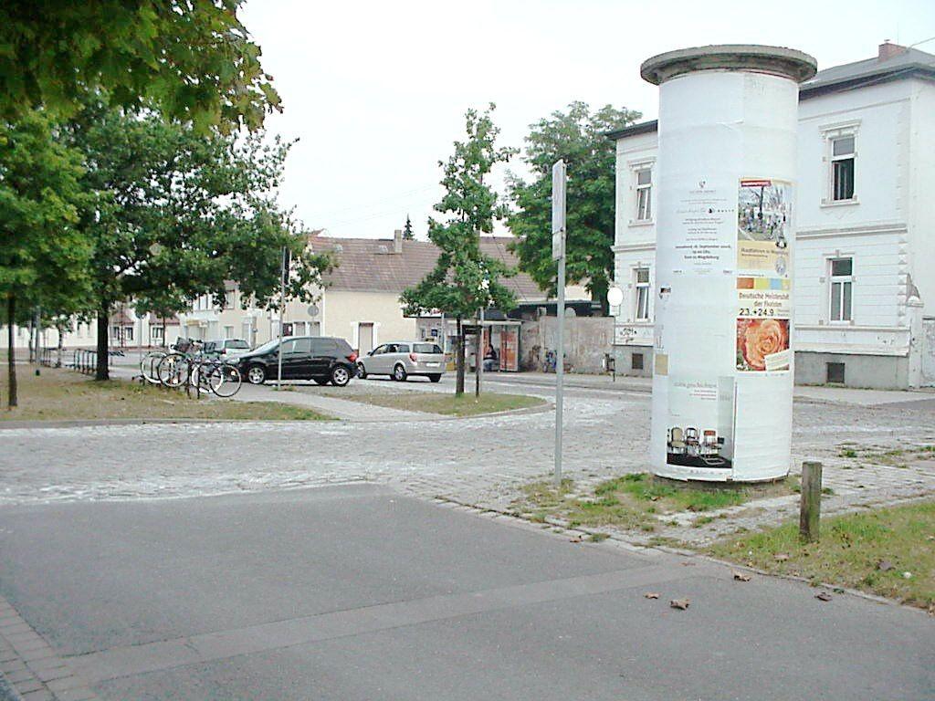 Eichplatz Höhe Post