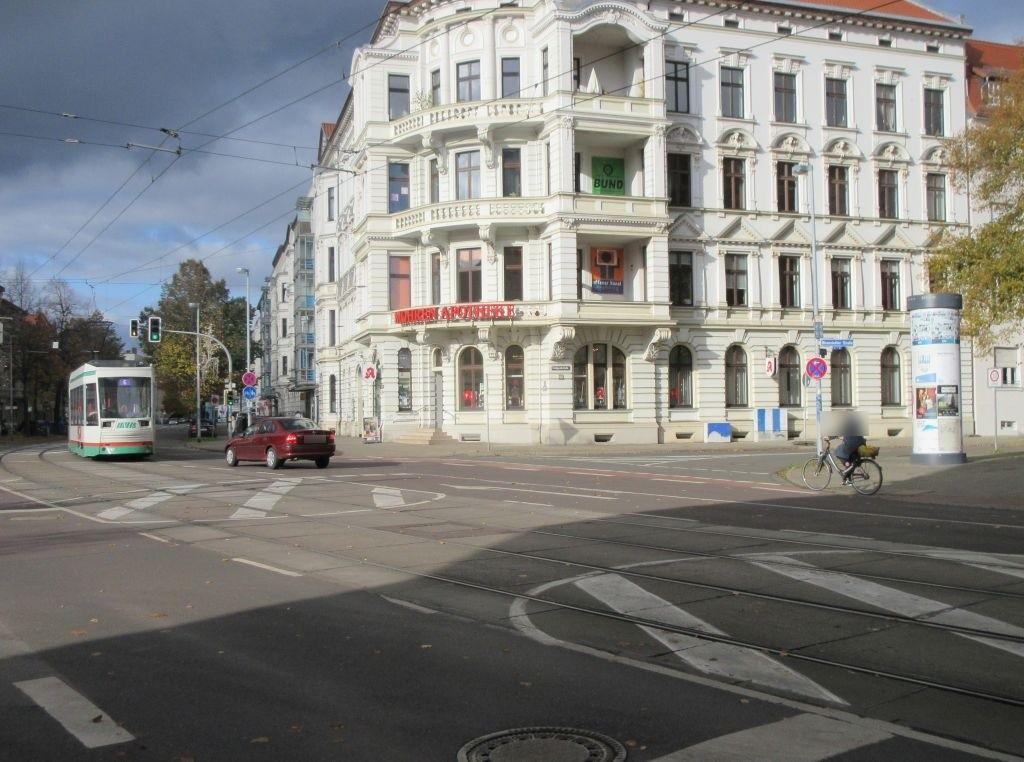 Olvenstedter Str./Freiligrathstr.