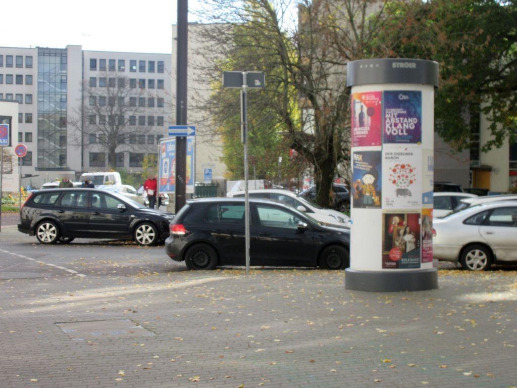 Olvenstedter Str./NW Goethestr.