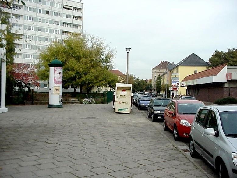 Semmelweißstr./SPAR Kaufhalle