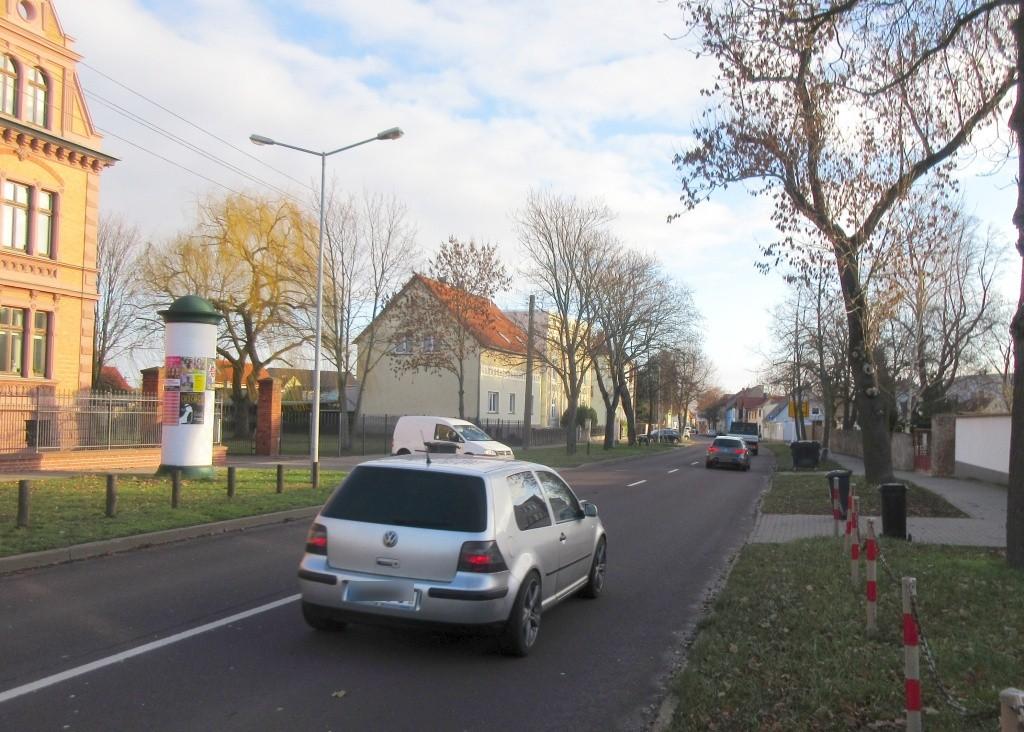 Helmstedter Chaussee 14/Nh. Bauernstr.