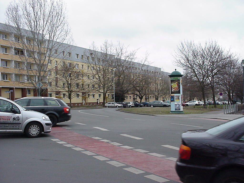 Kroatenweg/Bahrendorfer Str.