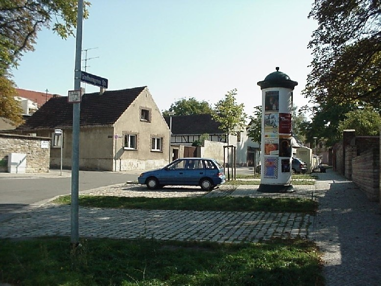 Greifenhagener Str. geg. Klosterhof