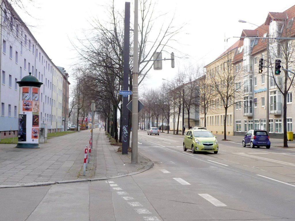 Große Diesdorfer Str./Fröbelstr.