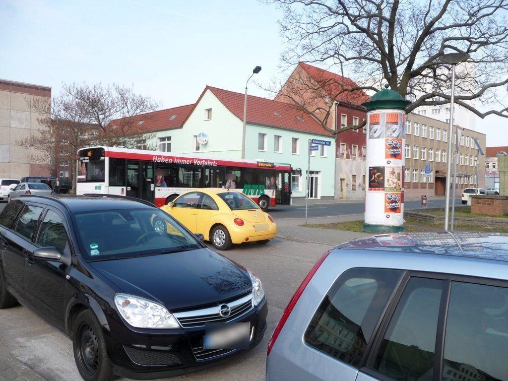 Haldensleber Str./Hugenottenstr.