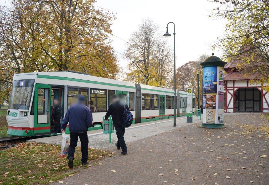 Herrenkrugstr./Endstelle MVB
