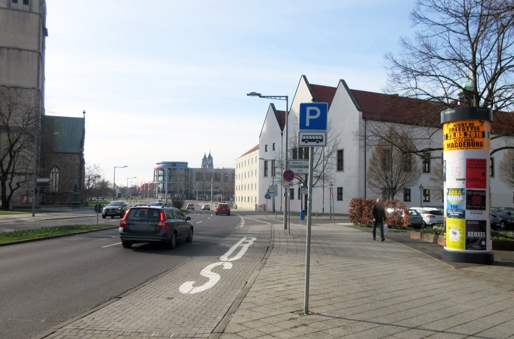 Jakobstr./PP Rathaus