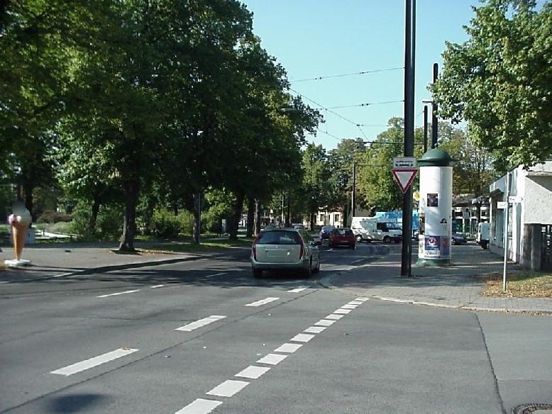 Pechauer Platz/Endstelle MVB