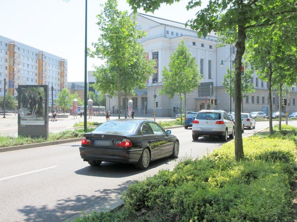 Universitätsplatz/Breiter Weg/ NS .