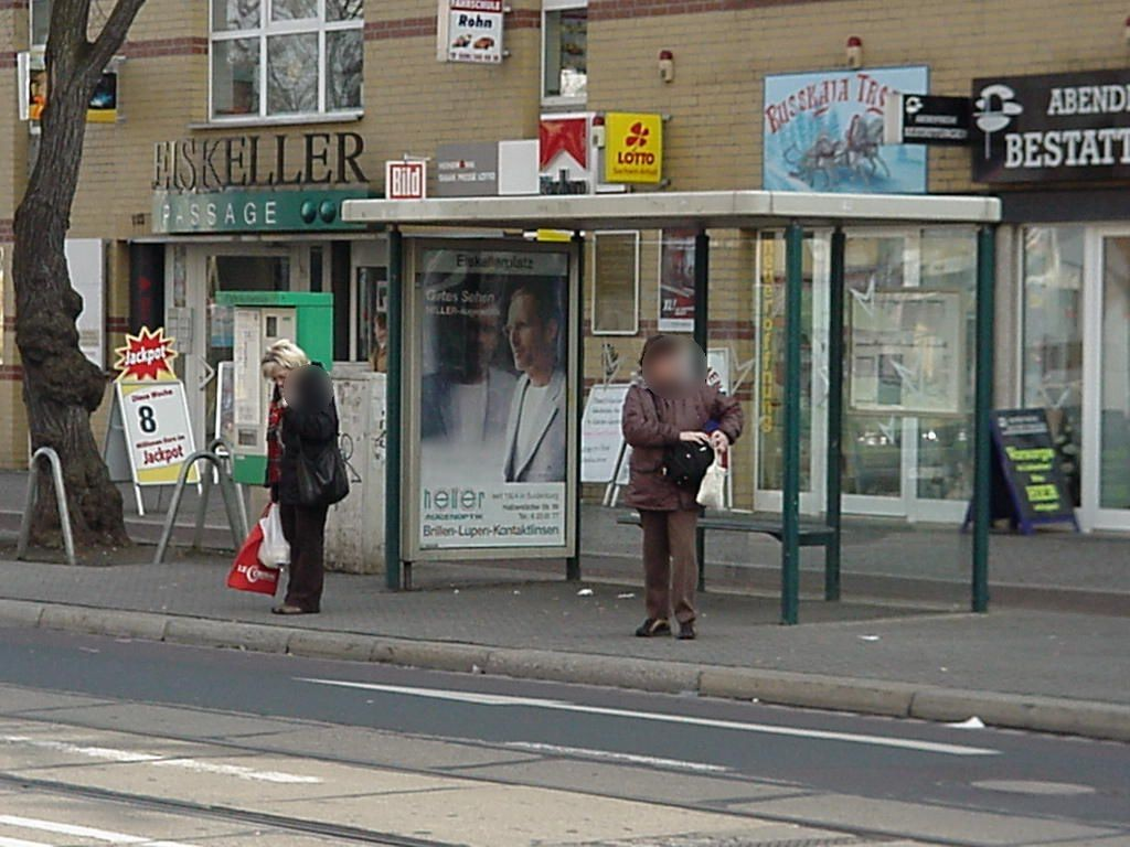 Halberstädter Str./ Nh. Rottersdorfer Str. We.re.