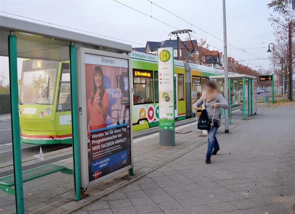 Herrenkrugstr./Berliner Chaussee re. RS