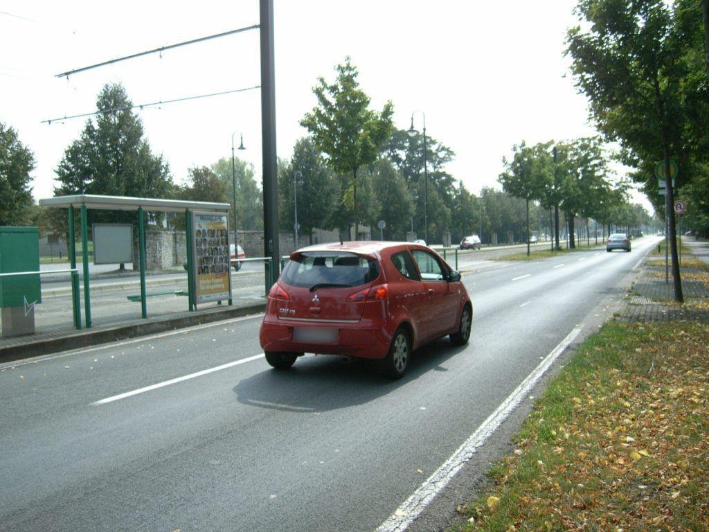 Herrenkrugstr./Elbauenpark Eing. Rosengarten RS