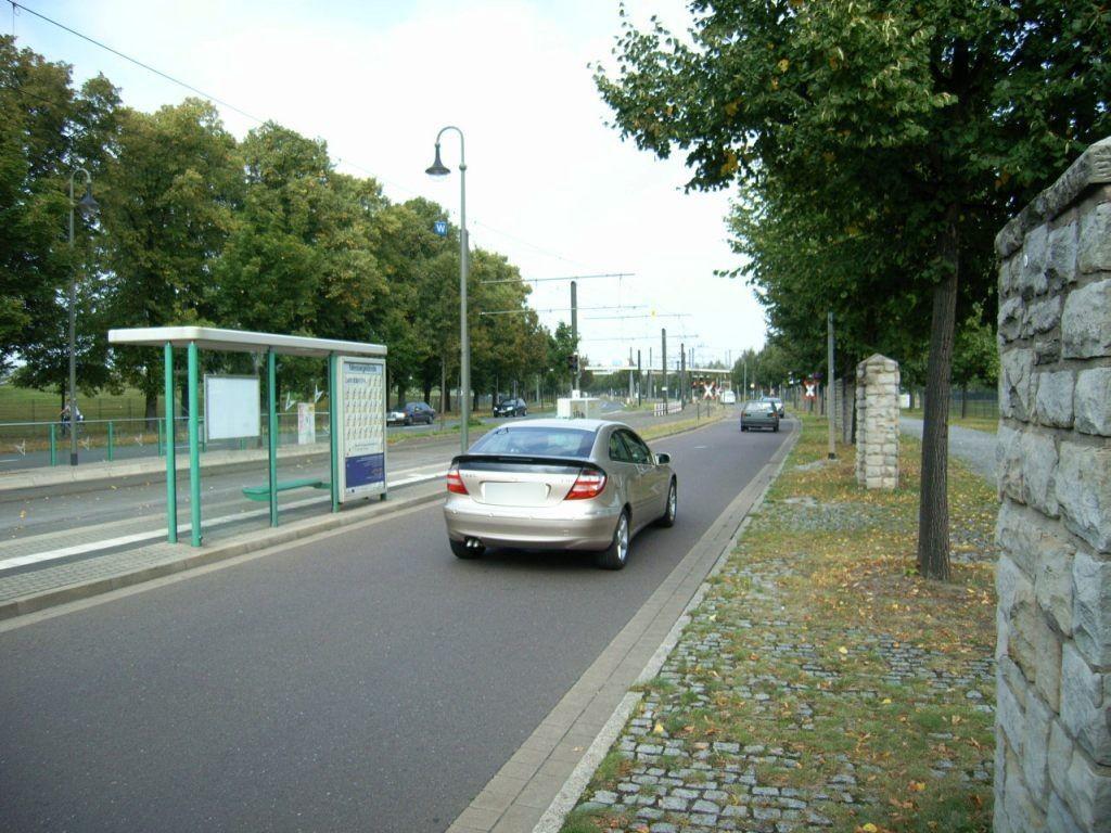 Herrenkrugstr./Elbauenpark Eing. West RS