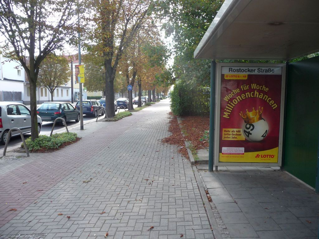 Kastanienstr.  14 Nh. Rostocker Str./We.re.