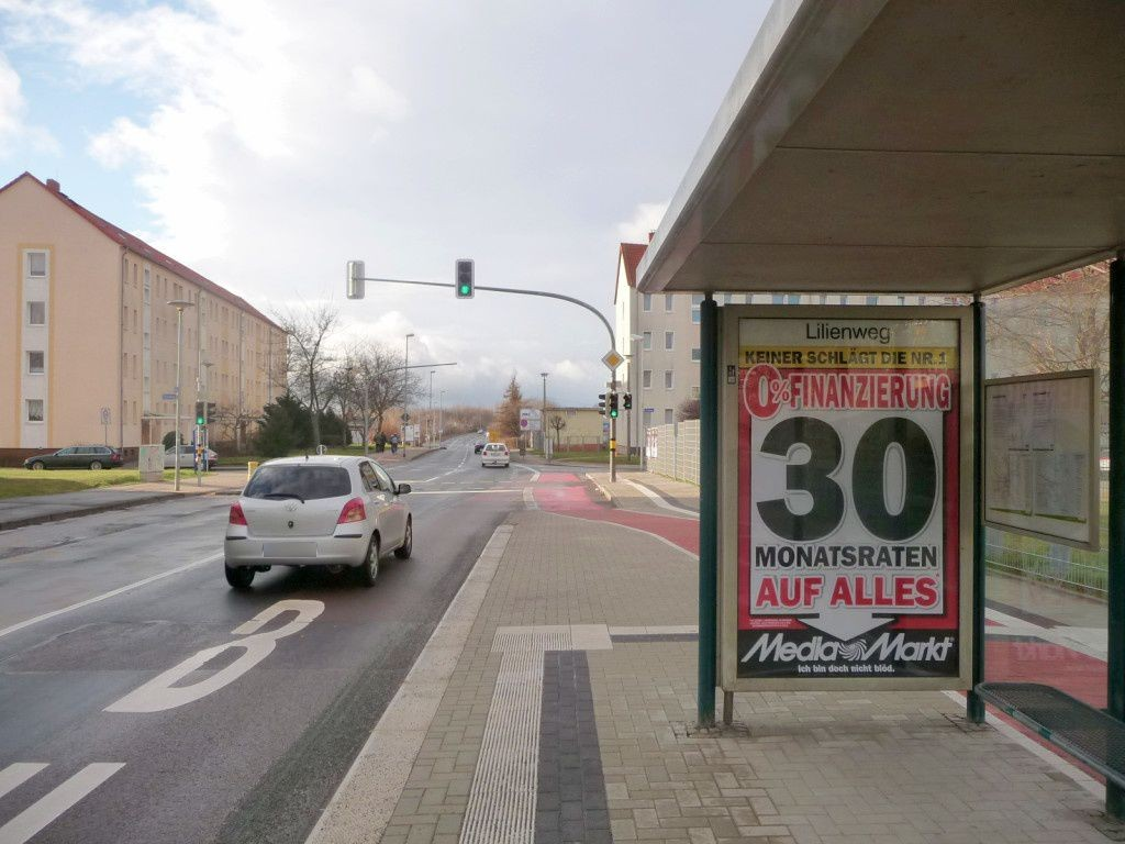 Kirschweg geg. 83/Lilienweg We.re.