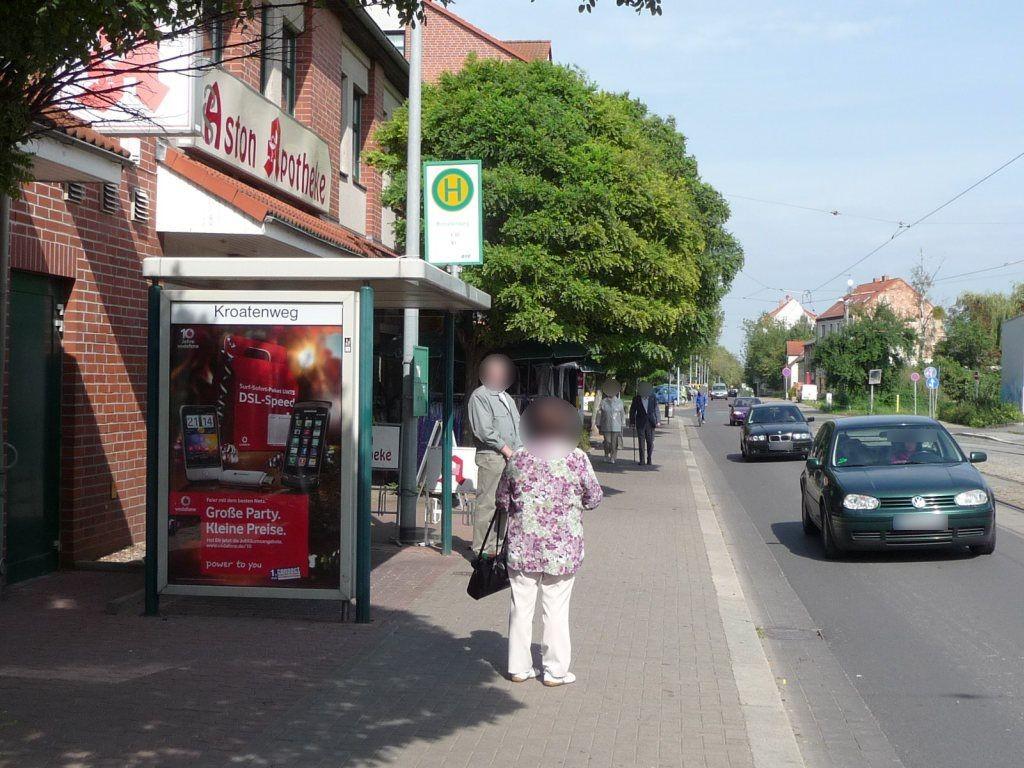 Kroatenweg 72/ Nh. Halberstädter Str. We.li.
