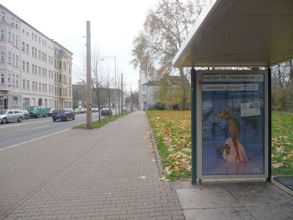 Leipziger Str. geg. 67/Halberstädter Str.We.re.