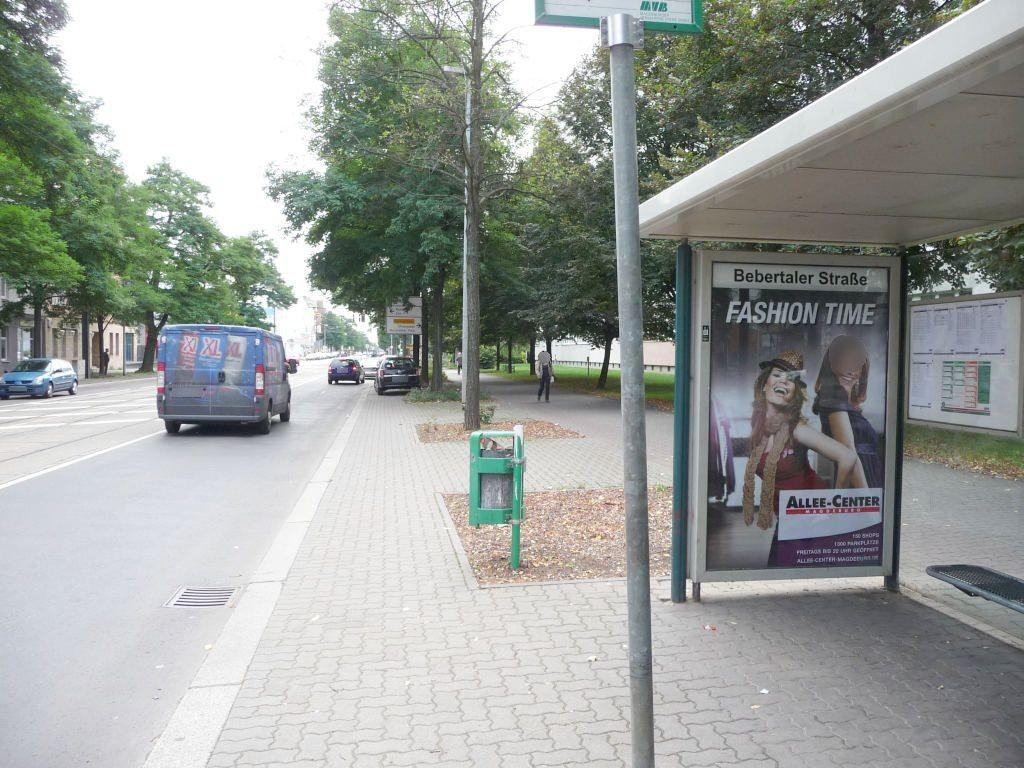 Lübecker Str. geg. 90/Bebertaler Str.