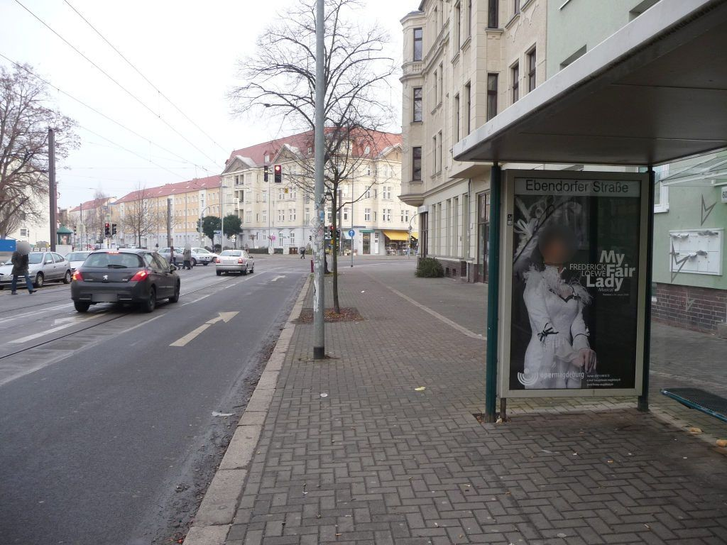 Olvenstedter Str. 60 a / G.-Hauptmann Str. We.re.