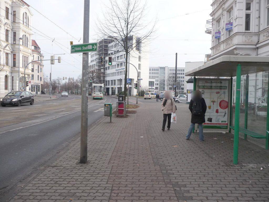 Olvenstedter Str./Goethestr.  We.re.