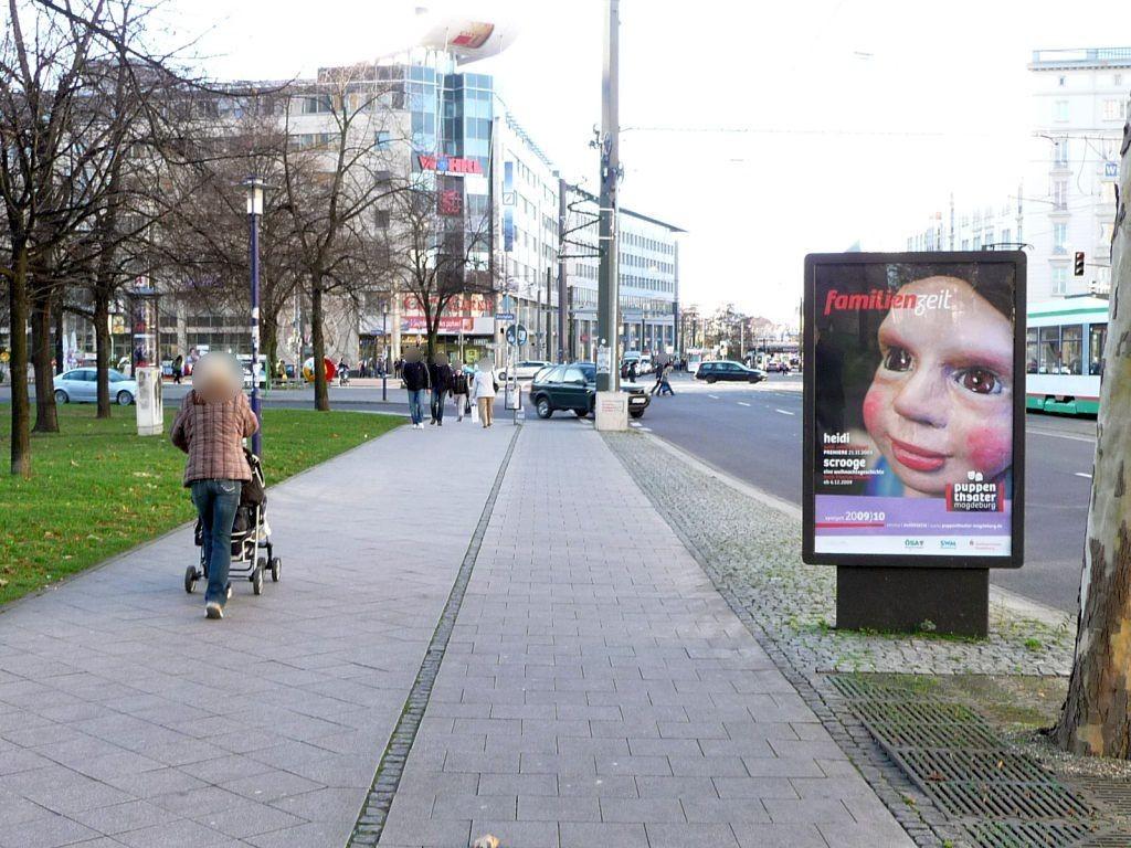 Ernst-Reuter-Allee/Ulrichplatz/We.li.