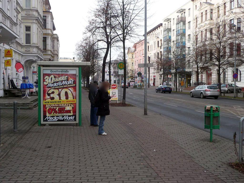 Olvenstedter Str./Goethestr.  We.li.