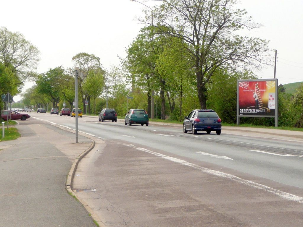 Berliner Chaussee geg. Hohefeld-Privatweg