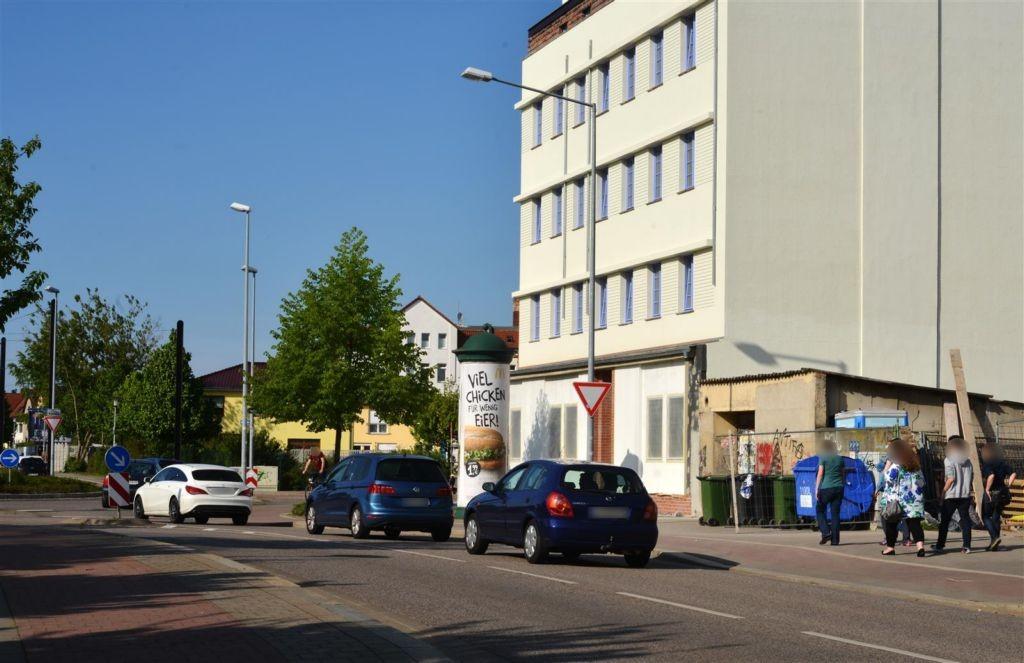 Rogätzer Str./Hafenstr.