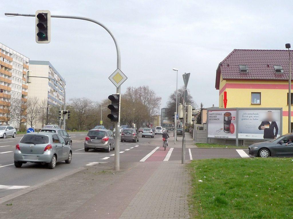 Abf. Magdeburger Ring/Ebendorfer Chaussee 25 li.