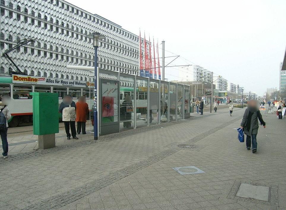 Breiter Weg/Alter Markt Ri. Uni-Platz re. RS