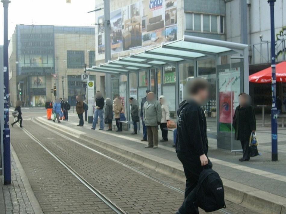Breiter Weg/Alter Markt Ri. Hbf. re. VS