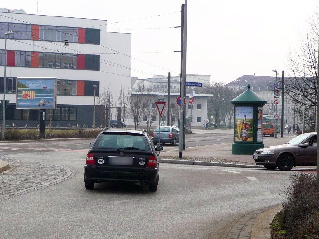 Pfälzer Platz/Hohenstaufenring/We.re.