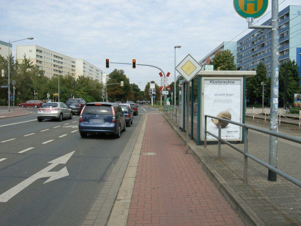 Lübecker Str. geg. TS Esso