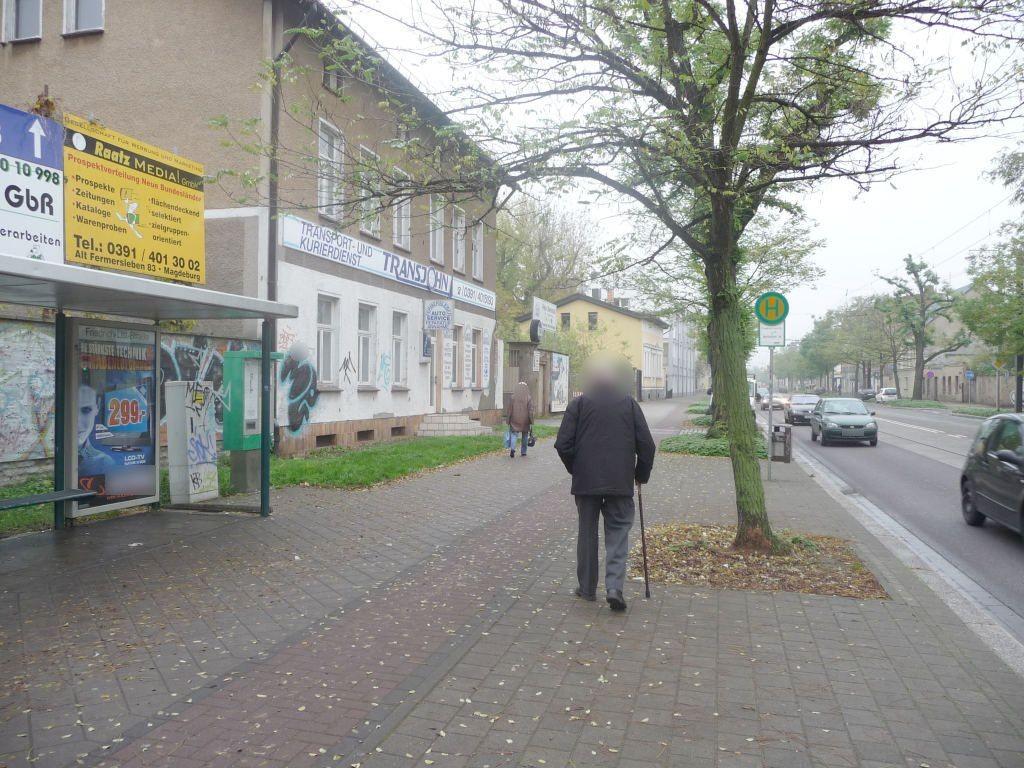 Alt-Fermersleben/Elbweg VS