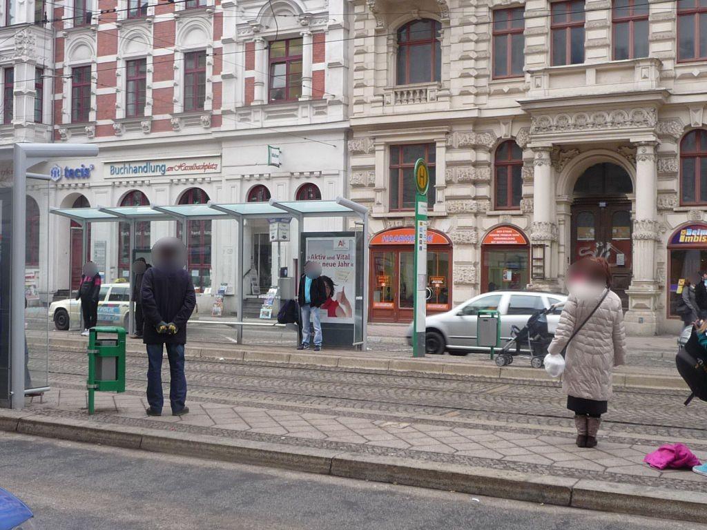 Breiter Weg 232a/Hasselbachplatz re. VS