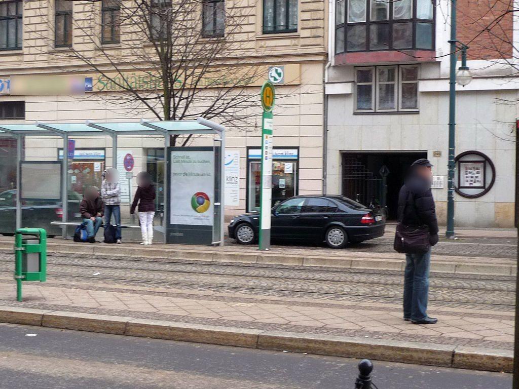 Breiter Weg 250/Hasselbachplatz re. VS