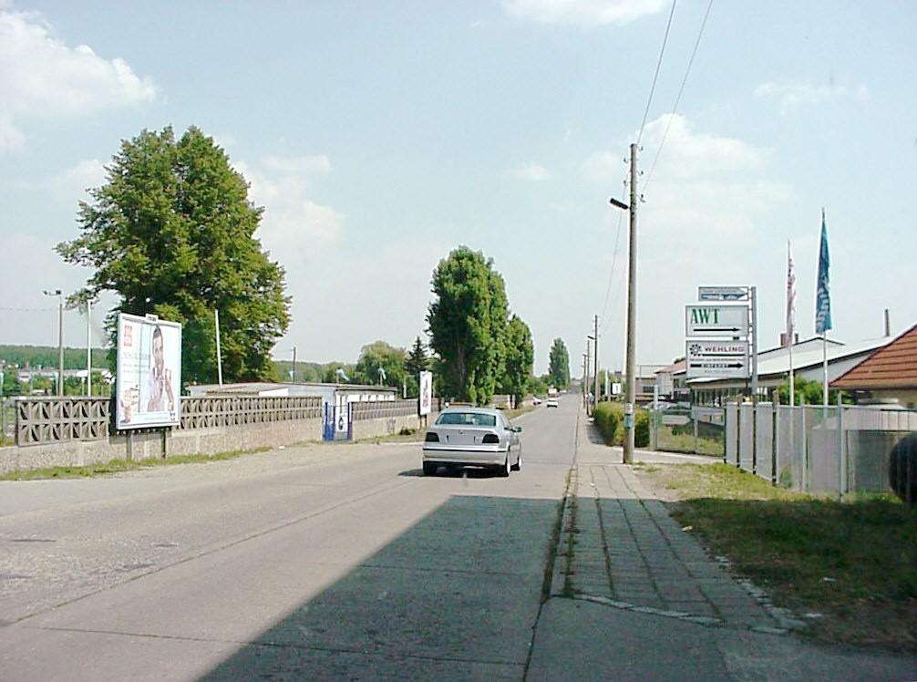 Schermcker Str. Eing. Stadion li.