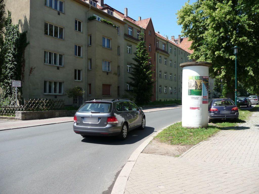 Minna-Bollmann-Str. geg.  62/Klamrothstr.