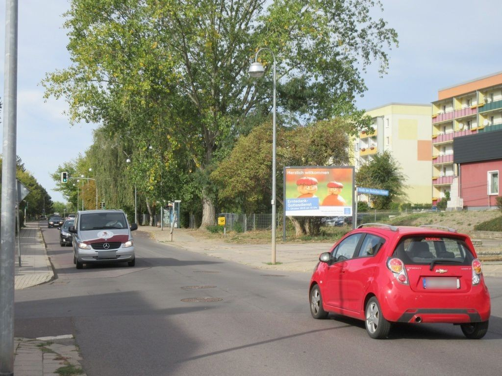 Samsweger Str.  13c/Straße der Deutschen Einheit