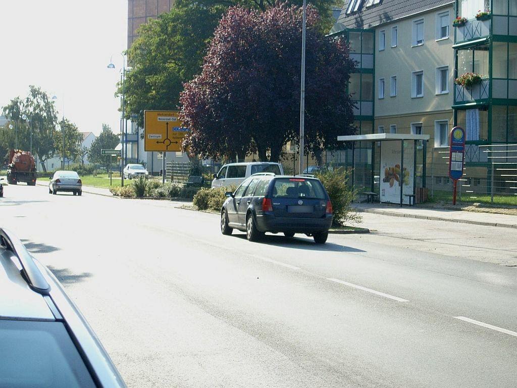 Geschwister-Scholl-Str./Bus-HST B189