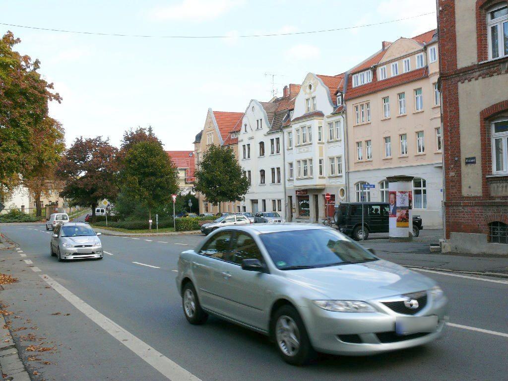 Stauffenbergplatz / Steinholzstr.