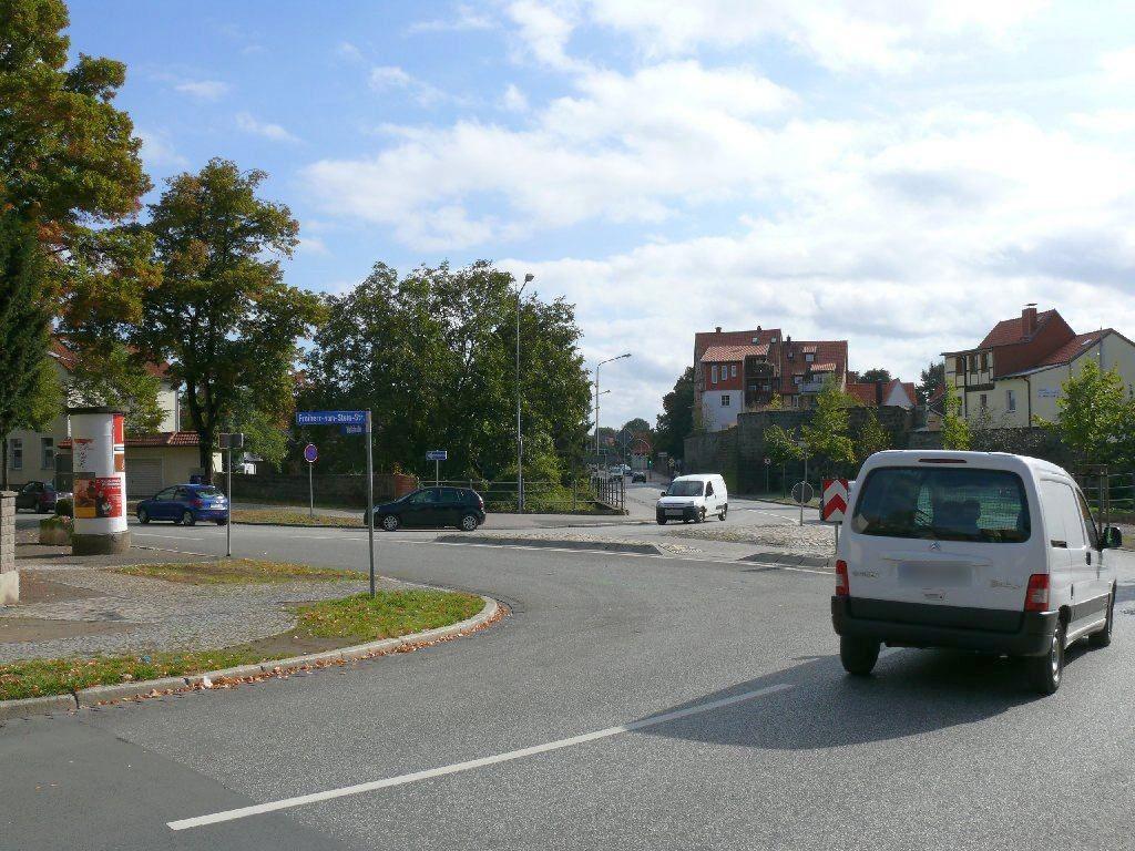Wallstr./Donndorfstr./Freiherr-vom-Stein-Str.