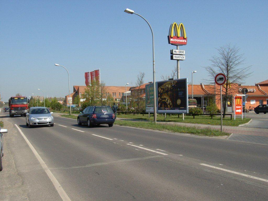 Magdeburger Str. Nh. McDonald's/We.re.